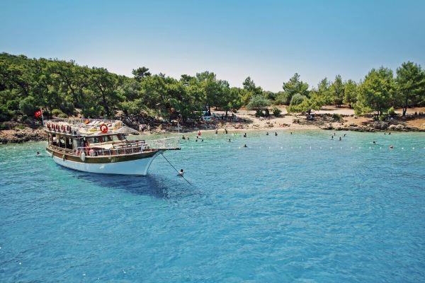 Adana Çıkışlı Akdeniz Ege Turu 4 Gece Itinerary Image
