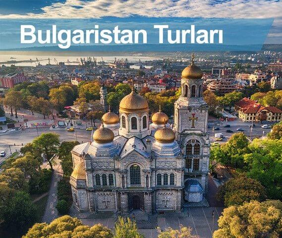 Bulgaristan sınırları acıldı ve turlarımız başladı!