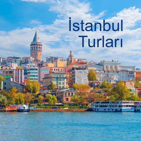 Günübirlik İstanbul turlarımız başladı