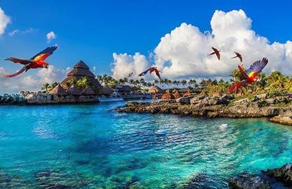 Meksika Cancun Turu
